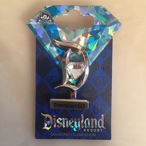 Disneyland 60th Limited Edition Pin
